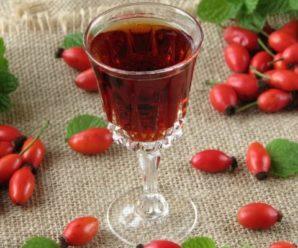 Интересные рецепты самогона на шиповнике