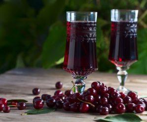Технология приготовления и рецепт домашнего вишневого вина
