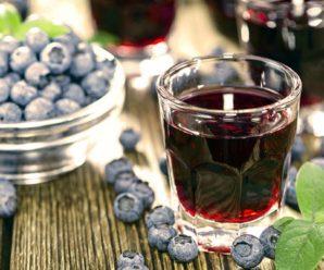 Черничное домашнее вино: технология приготовления и рецепты