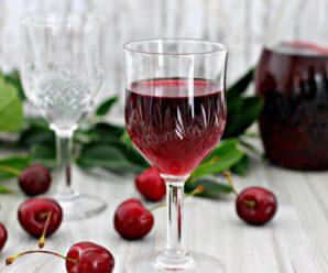 Вишневая настойка в домашних условиях: на спирту, водке или самогоне
