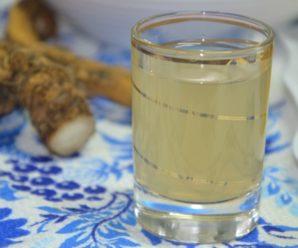 Традиционная домашняя хреновуха: настойка на спирту или водке