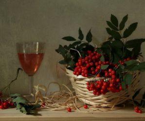 Как приготовить вкусное рябиновое вино в домашних условиях: простые рецепты
