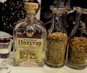 Хлебное вино полугар: разновидности напитка и рецепт приготовления
