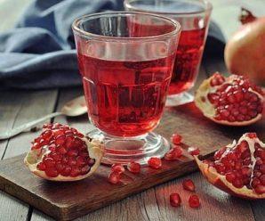 Домашняя гранатовая настойка: рецепты приготовления на водке или самогоне