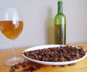 Настоящее домашнее вино из изюма: рецепты, тонкости, секреты приготовления