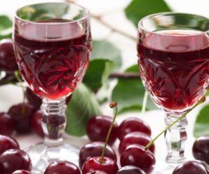 Домашняя вишневая настойка на самогоне: секреты приготовления, и рецепты
