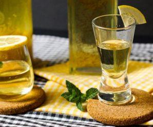 Лимонная настойка в домашних условиях — неповторимый вкус и несомненная польза