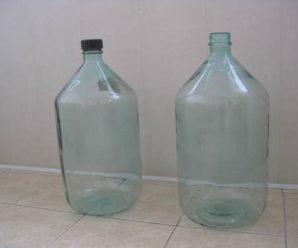 Бутылки для самогона: как выбрать тару для хранения самодельного напитка