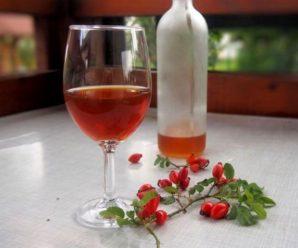 Вино из шиповника: как приготовить уникальный эликсир здоровья