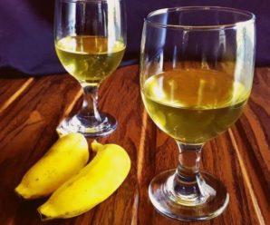 Вино из бананов в домашних условиях: рецепты и особенности приготовления