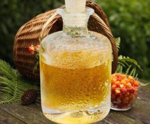 Настойка из морошки: рецепт приготовления и полезные свойства напитка