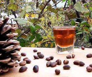 Кедровая настойка: рецепты приготовления лечебного напитка в домашних условиях
